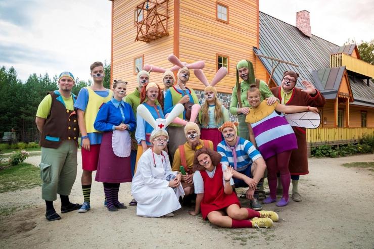 Kolmeaastaseks saavat Lottemaad on külastanud üle 240 000 inimese