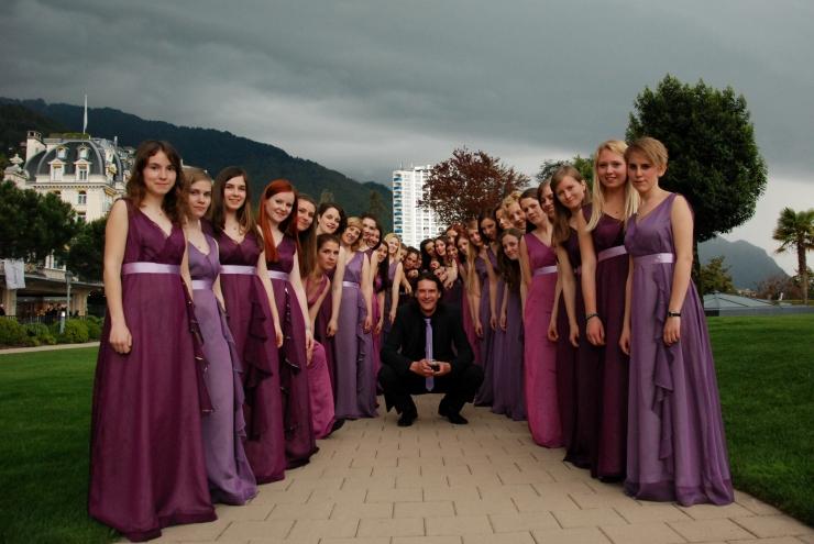 Esimese kooride Eurovisiooni lauluvõistluse võitis Sloveenia