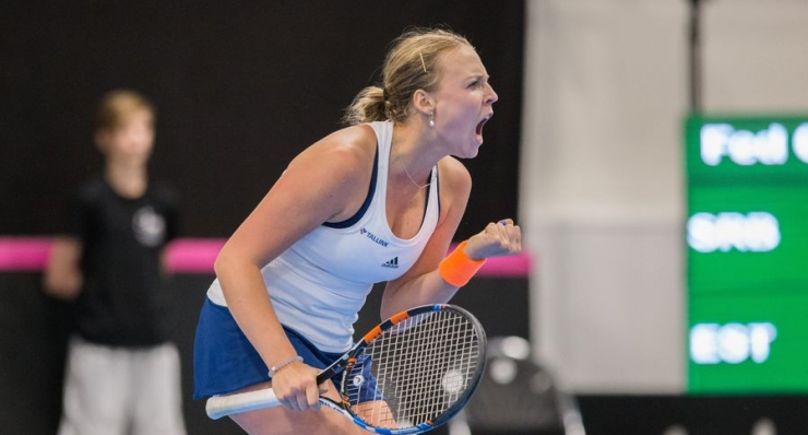 Kontaveit kaotas Gstaadi turniiri finaalis Bertensile