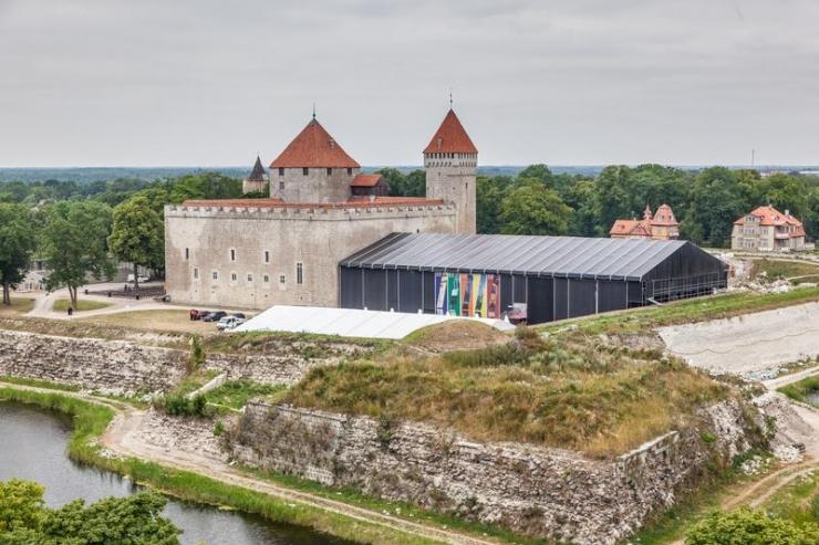 Saaremaa ooperipäevad lõid enam kui 14 500 külastajaga publikurekordi