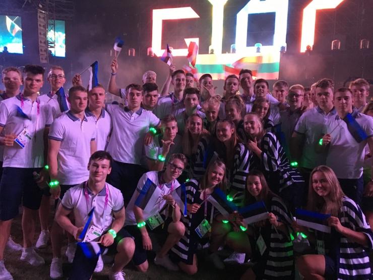 Eelvaade: Esmaspäev Euroopa noorte olümpiafestivalil