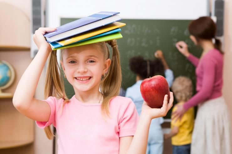 Koolid saavad toetust tervisliku toidu pakkumiseks