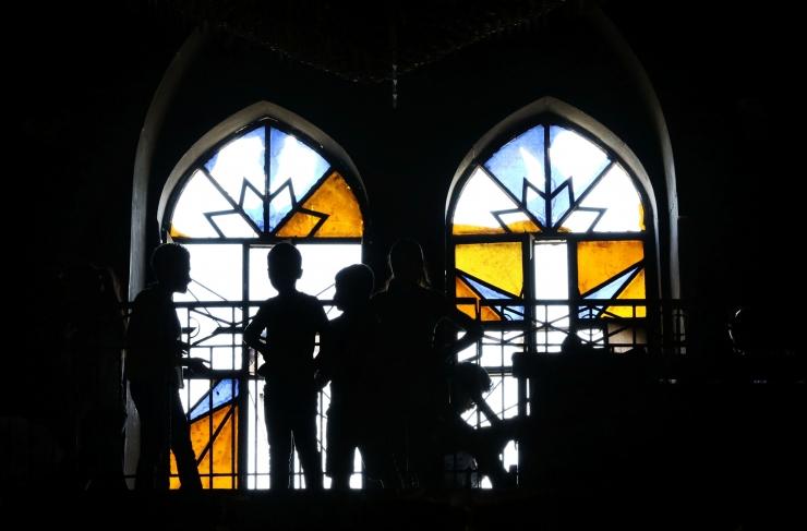 ceabba4050c Vandaalid ründasid taaskord eestlaste rajatud kirikut Wisconsinis - Kõik