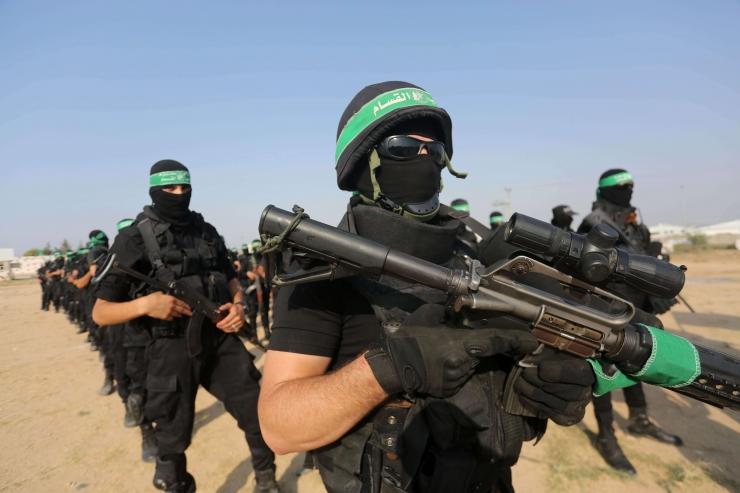 Kohus: Hamas võib jääda EL-i terrorirühmituste nimistusse