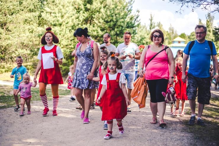 FOTOD! Lottemaa tähistas oma kolmandat sünnipäeva