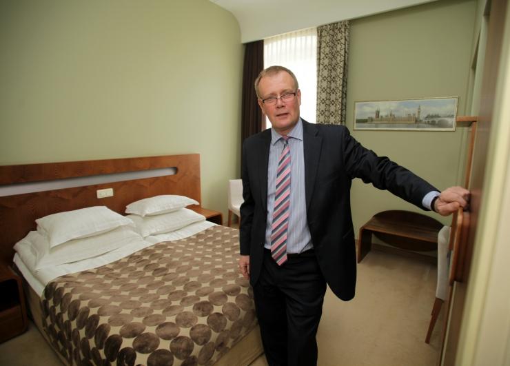Hotellid: eesistumise mõju majutussektorile on vara hinnata