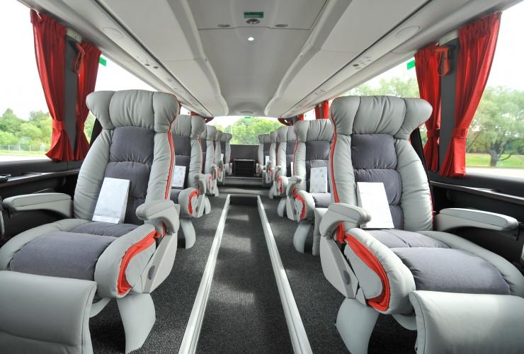 Lux Expressi reisijate arv kasvas esimesel poolaastal 12 protsenti