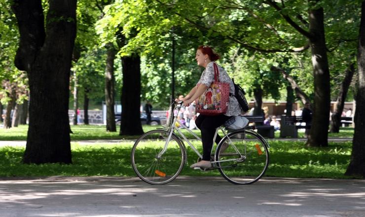 Päevaga said liikluses vigastada neli jalgratturit