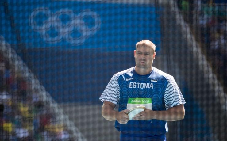 Londoni MM-il esindab Eestit 13 sportlast