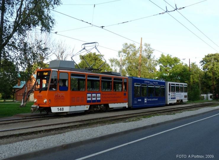 TLT hakkab teisipäeval renoveeritud tramme testima