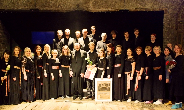 Collegium Musicale alustab teekonda Karjalasse Viljandi Pärimusmuusikafestivalilt