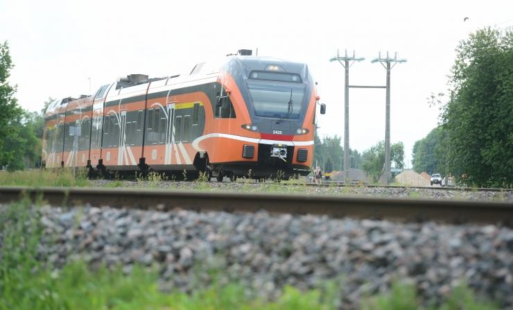 Raudtee remonditööd Türi-Lelle lõigul toovad augustis muudatusi Tallinn-Türi-Viljandi sõidugraafikutesse