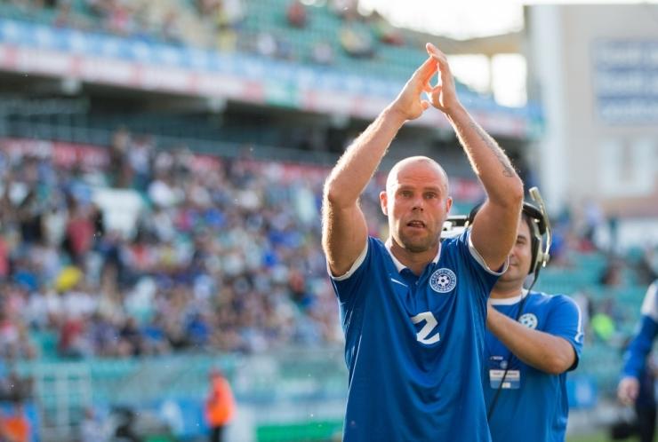 Jalgpallur Joel Lindpere: laste aitamine peaks olema iga inimese ja Eesti riigi prioriteet number üks