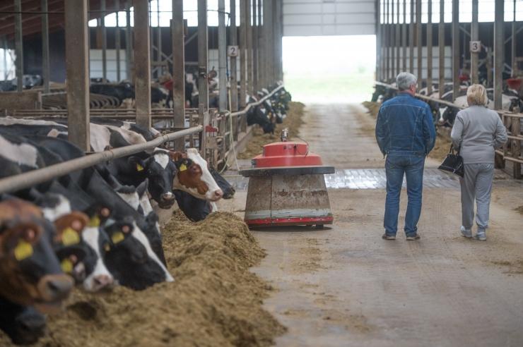 Saaremaa põllumehed said 1,7 miljonit investeeringutoetust