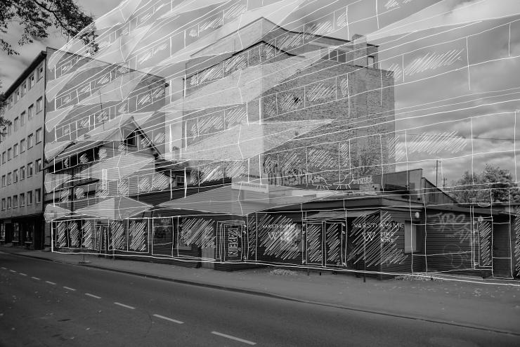 Põhja-Tallinna tänavatel näeb fotokunsti