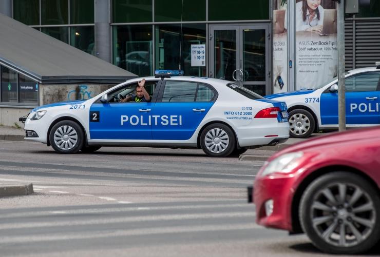 Politsei tabas 32 joobes sõidukijuhti