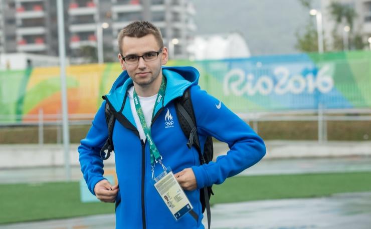Peeter Olesk võitis laskmise EM-il pronksmedali