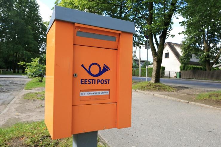Eesti Posti käive kasvas poolaastaga 25 protsenti 52 miljoni euroni