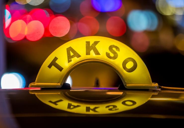 Lugeja kirjutab:  kingin 100 päeva jooksul koduse Mustamäe abivajajatele 100 tasuta taksosõitu