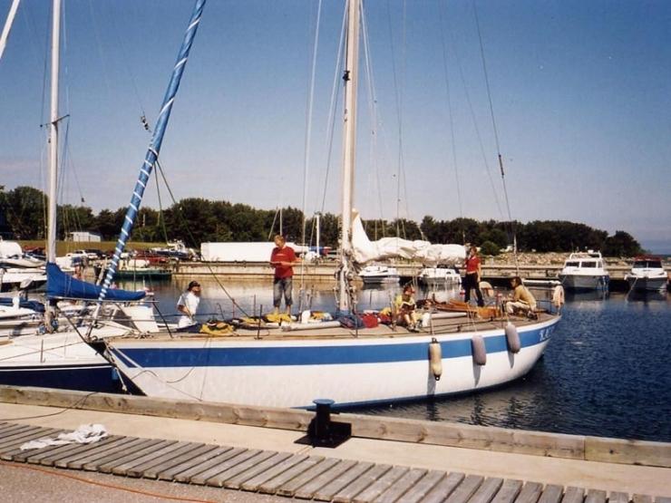 Linn müüb jahtlaeva Kalev enampakkumisel