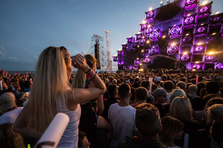 Kelmid müüvad Weekend festivalile olematuid pileteid