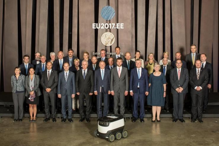 Eesistumise esimene kuu tõi Eestisse tuhandeid asjatundjaid Euroopa tuleviku teemadel arutama