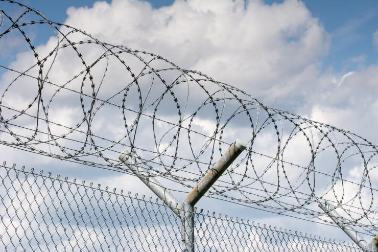 Kohus: vahistatul pole õigust pikaajaliseks kokkusaamiseks lähedasega