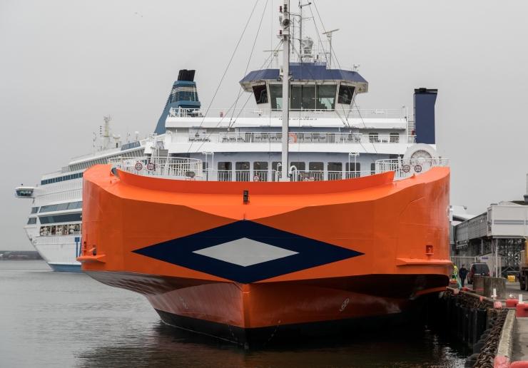 VTS Laevad vedas juulis 383 300 reisijat