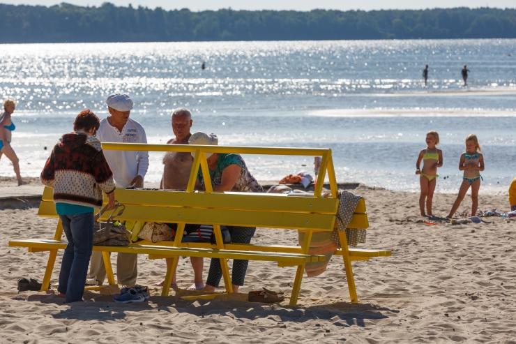 FOTOD: 8 olulisemat asja, mis tehti Stroomi ranna uuendamisel