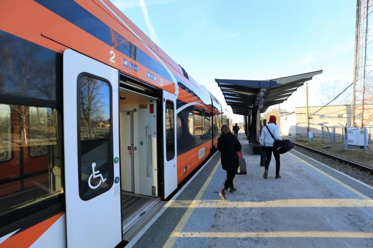 Eesti Raudtee tahab ehitada 8,4 miljoniga Pääsküla-Keila teise peatee