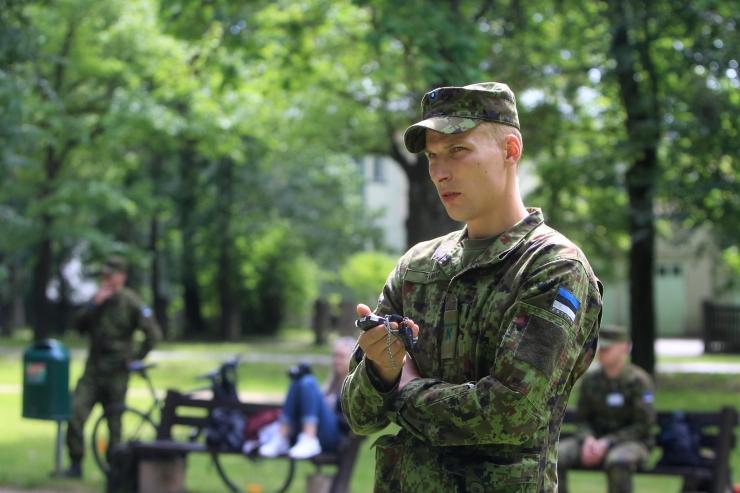 Sõjakoolis alustab õpinguid 53 kadetti