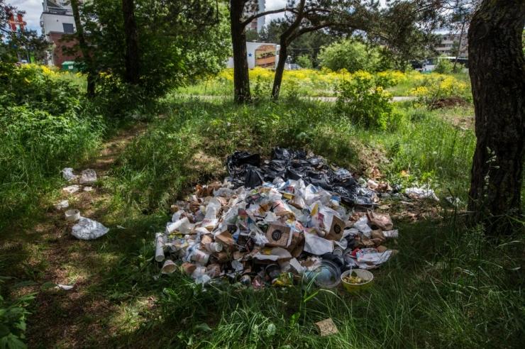 Keskkonnainspektsioon alustas esimesel poolaastal ligi 700 menetlust