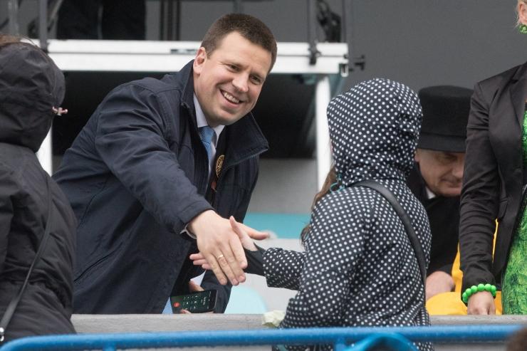 Peaminister Ratas lõpetas Vormsil väikesaarte ringreisi