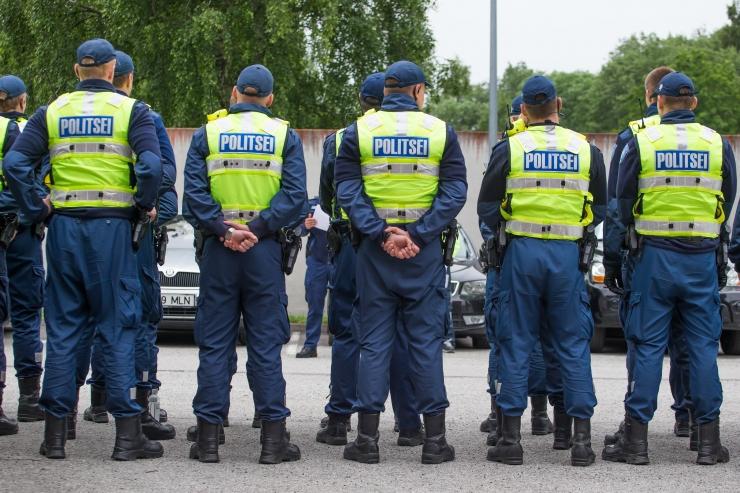 Politsei tahab 40 000 euro eest osta raskestisüttivat pesu