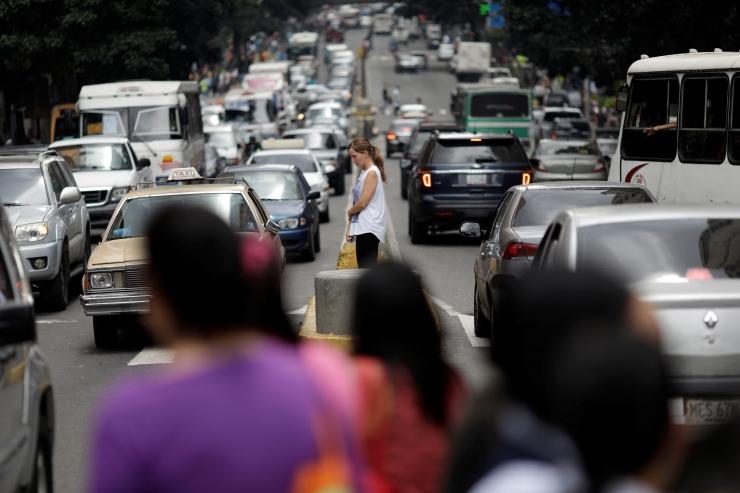 Vahistatud Venezuela opositsioonijuht viidi tagasi koduaresti