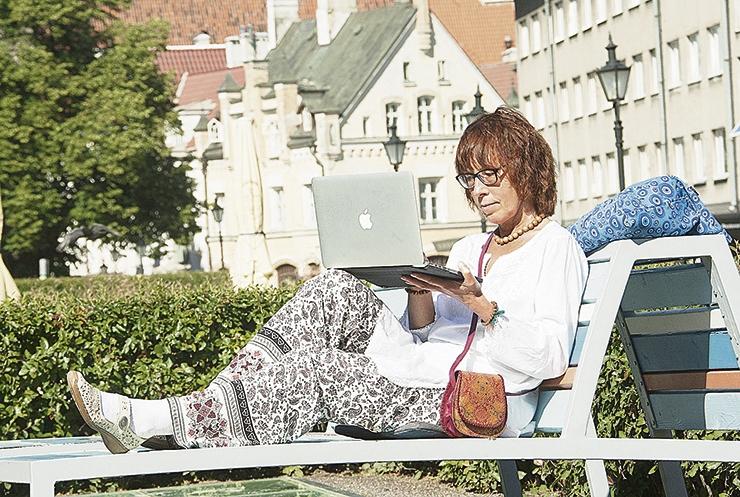 Viru tänavale ja ja Kalamaja parki tuleb tasuta wifi