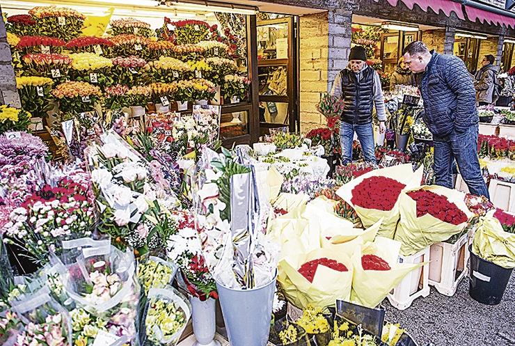 Lilleturg Viru tänaval saab värske ilme