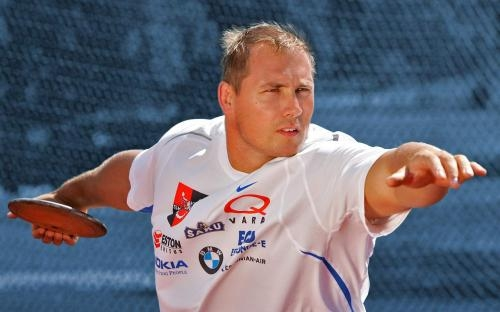 Gerd Kanter sai Londoni MM-il kettaheites 12. koha