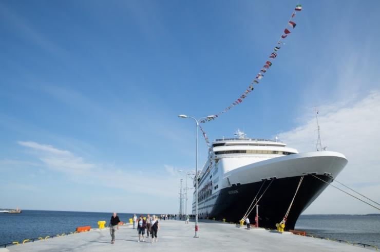 Tallinna on oodata kuni 5250 kruiisituristi