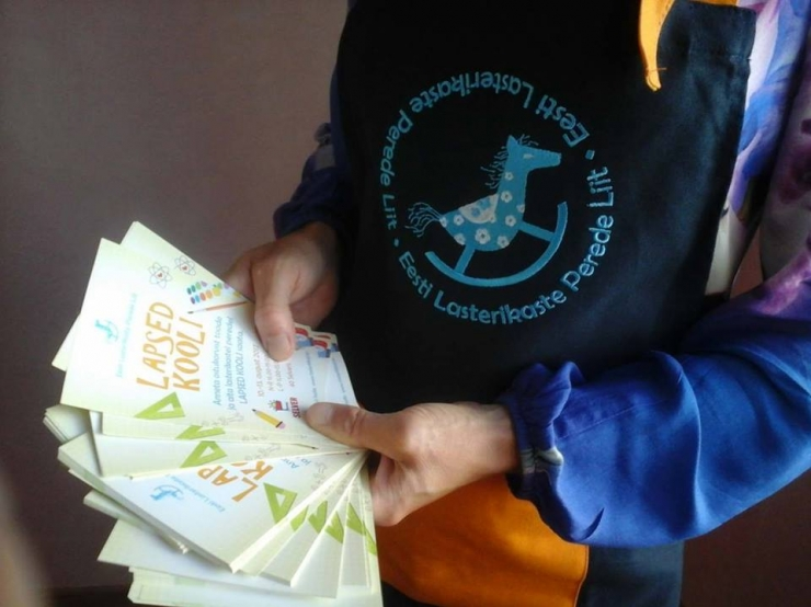 Heategevusprojekt aitab lastele koolitarbeid koguda