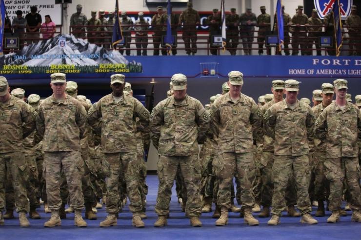 Küsitlus: USA elanike arvates peaks USA kaitsma Baltimaid Venemaa eest