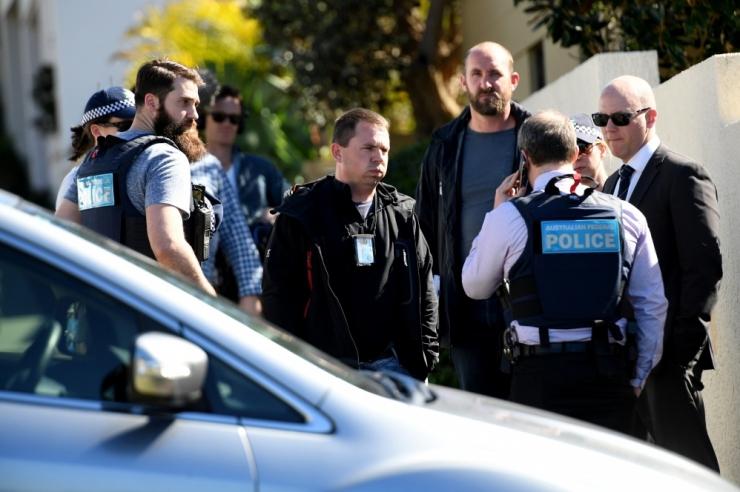 Austraalias, AÜE-s ja Hollandis vahistati 17 uimastikaubitsejat