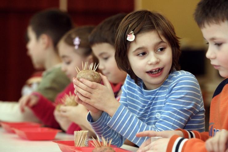 Paljajalu Päev 2017 pakub vabaajaveetmisvõimalusi turvakodude lastele