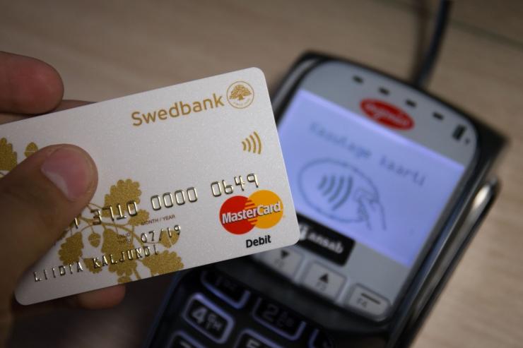 Täna öösel võib esineda tõrkeid pangakaardiga maksmisel