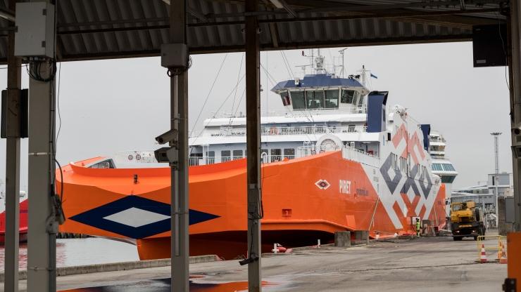 Valitsus plaanib toetada väikesaartele laevade ostmist