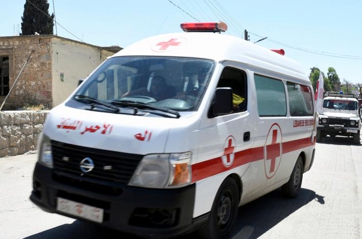 Kesk-Aafrika Vabariigis tapeti kuus Punase Risti töötajat