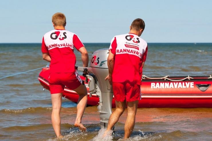 Tallinnas Stroomi rannas leiti veest eaka mehe surnukeha