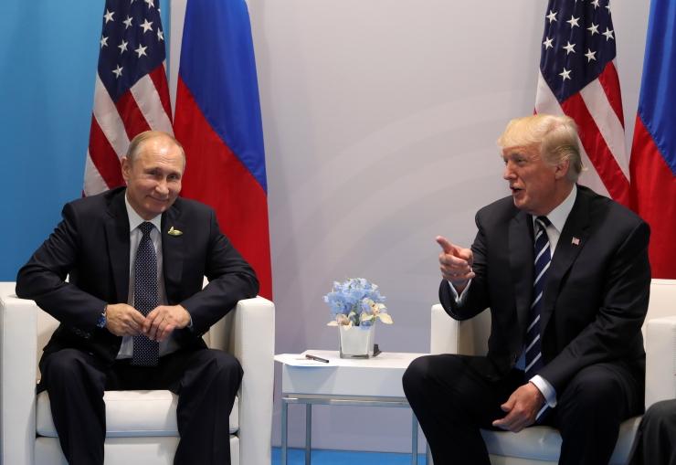 Trump: Putini otsus diplomaadid välja saata säästab raha