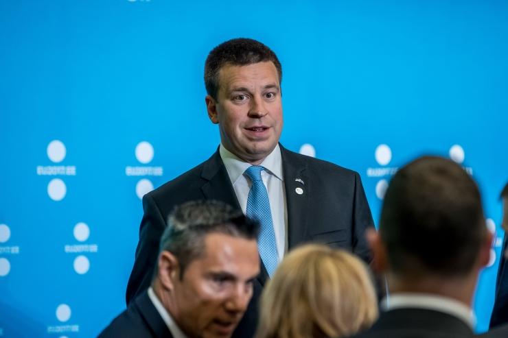 Ratas arutab Balti kolleegidega LNG terminaliga seonduvat