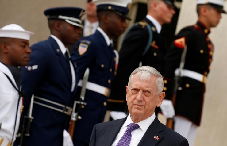 Mattise sõnul oleks sõda Põhja-Koreaga katastroof